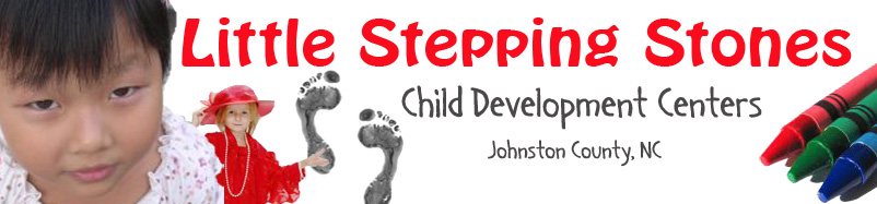 Little Stepping Stones has two daily care programs, as well as after school and summer programs
